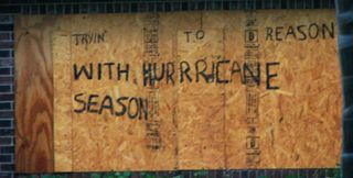 Hurricane season reason